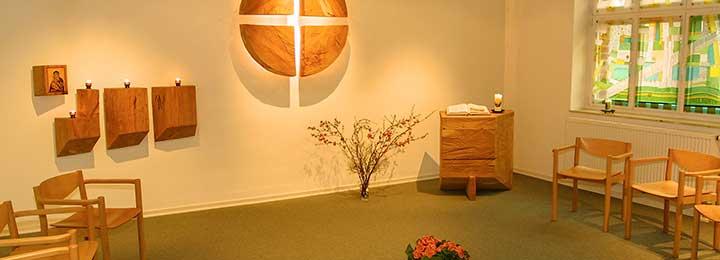 Dankgottesdienst und Gedenken unserer lieben Verstorbenen