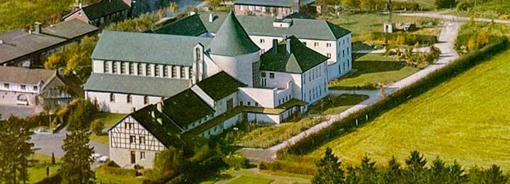 """Besuch der Trappistinnen Abtei """"Maria Frieden"""" in der Eifel"""