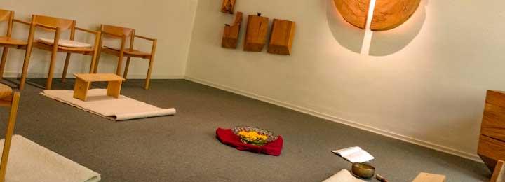 Wege zur Quelle · Einübung in christliche Meditation